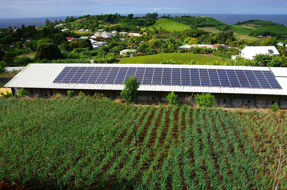 Le photovoltaïque évolue