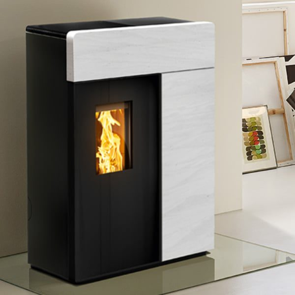 chauffage granuls awesome ce pole granuls quip duun se pilote comme un chauffage central. Black Bedroom Furniture Sets. Home Design Ideas