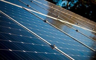 Installation de panneaux solaires photovoltaïques pour l'entreprise TOFFOLO